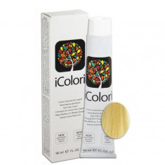 KayPro 12.3 крем-краска iColori экстра супер-платиновый золотистый блондин 90 мл
