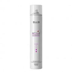 Ollin Style Лак для волос эластичной фиксации 450мл OLLIN PROFESSIONAL