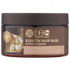 Ecolab Кератиновая маска для волос Интенсивное восстановление 250 мл