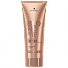 Schwarzkopf BlondMe Бондинг-кондиционер кератиновое восстановление для волос 200 мл SCHWARZKOPF PROFESSIONAL