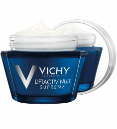 Vichy (Виши) Лифтактив Супрем ночной уход 50 мл
