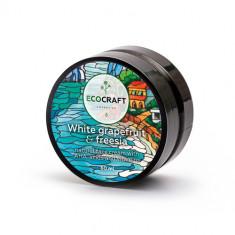 Ecocraft Крем для лица Белый грейпфрут и фрезия, для жирной кожи 60 мл