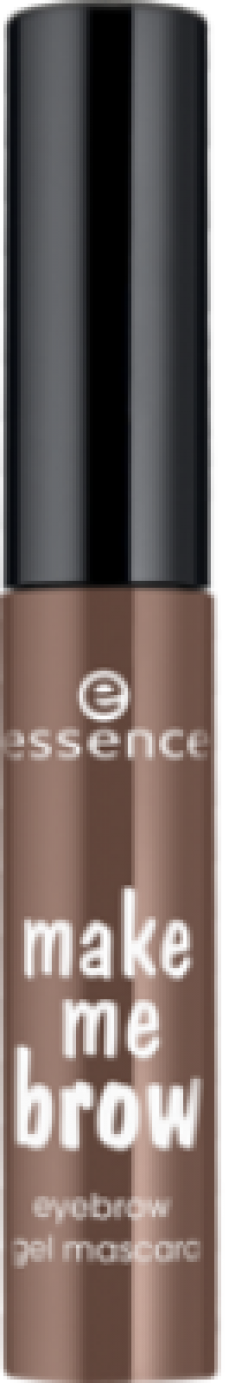 Гелевая тушь для бровей Essence Make Me Brow Eyebrow Gel Maskara 02 browny brows