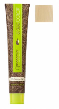 Краска для волос Macadamia Oil Cream Color 10 ПЛАТИНОВЫЙ БЛОНДИН 100мл