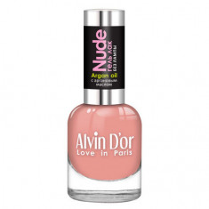 Alvin D'or, Лак-гель Nude №18