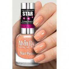 Alvin D'or, Лак Star №6109