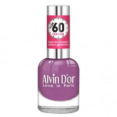 Alvin D'or, Лак «60 секунд» №36