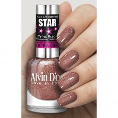 Alvin D'or, Лак Star №6124