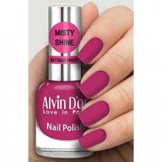 Alvin D`or, Лак Misty shine №525 Alvin D'or