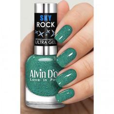 Alvin D'or, Лак Sky Rock, тон 6515