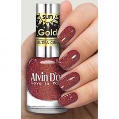 Alvin D'or, Лак Sun Gold, тон 6407