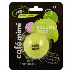 Cafemimi, Бальзам для губ Volume Mint, 8 мл