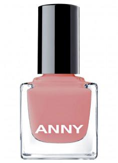 Лак для ногтей Темный палисандр с эффектом матовой пудры ANNY
